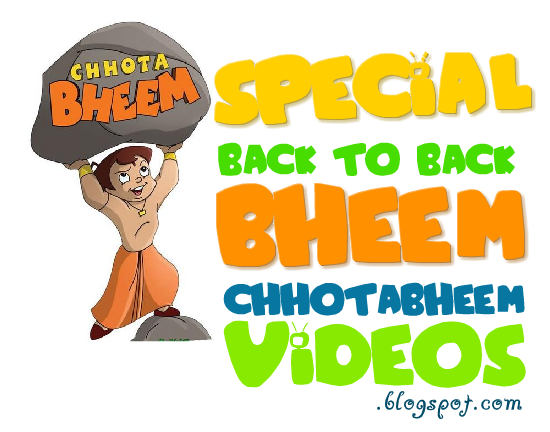 Chhota Bheem Back To Back Special Full Movie In Hindi
