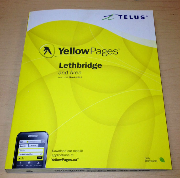telphone book