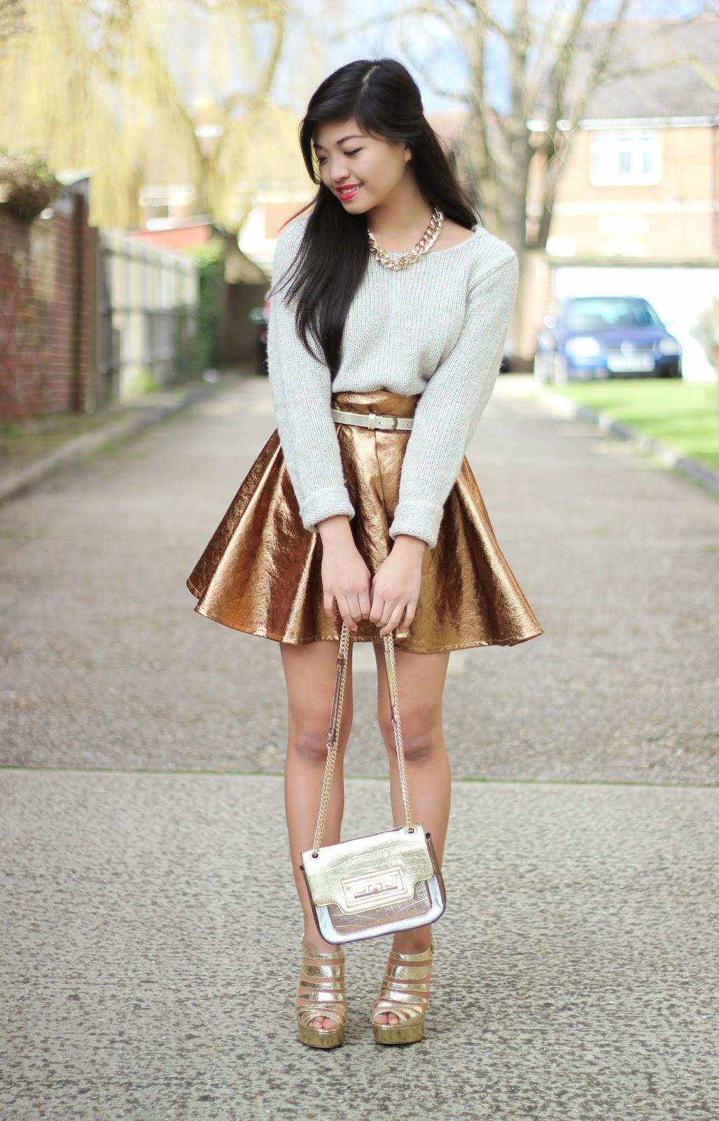 Shimmer In Gold