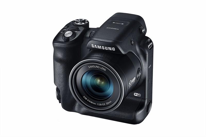 Kodak PixPro Astro Zoom, Kodak PixPro AZ651, Samsung WB2200F, prosumer camera, bridge camera, new prosumer camera, Full HD video, Wi-Fi, superzom lens, optical zoom