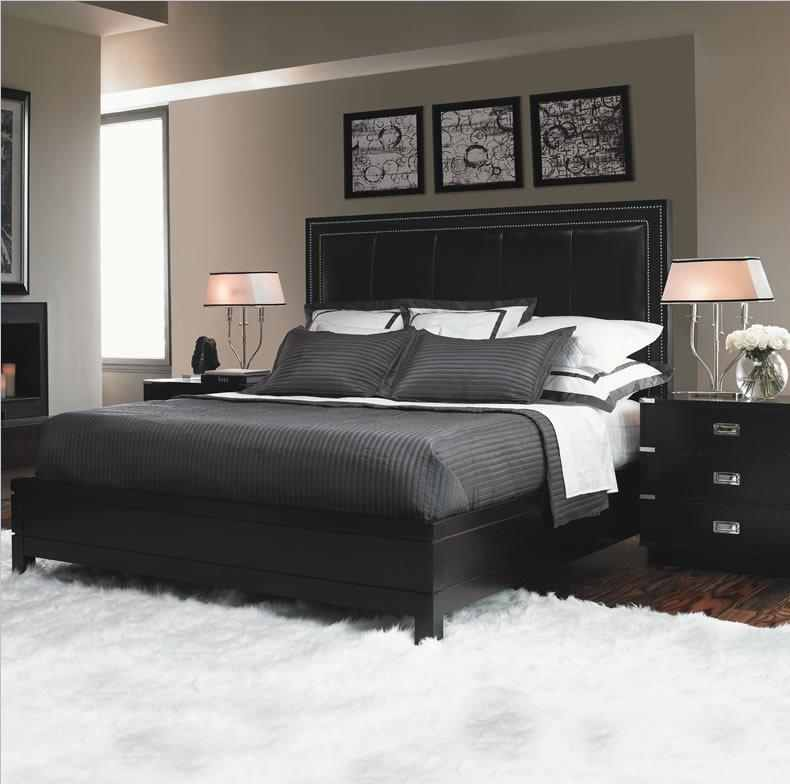 black bedroom furniture ikea
