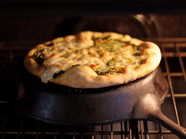 pizza dough - for 2 personal-sized pizzas