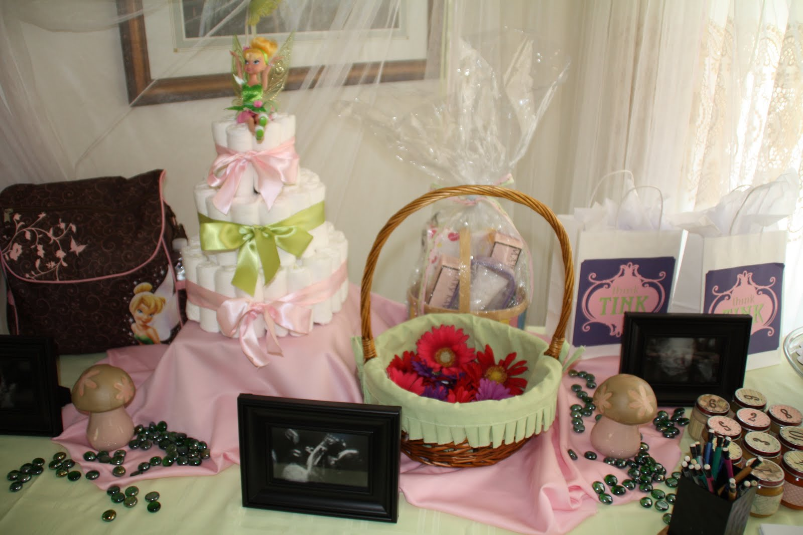 cynde 39 s place tinkerbell baby shower