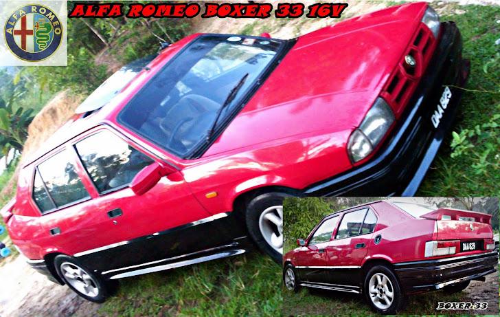 Alfa Romeo33 Boxer