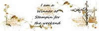 I won the grand prize at Stampin' for the Weekend