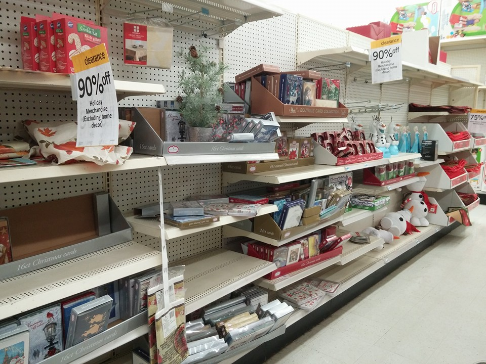 Extreme Couponing Mommy: KMart Christmas CLEARANCE 90% OFF