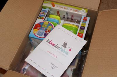 contenu box bébés