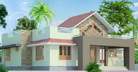 tips dan contoh model gambar desain rumah minimalis