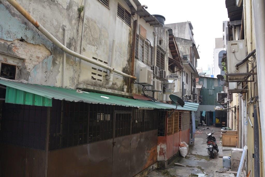 Little India Kuala Lumpur aley