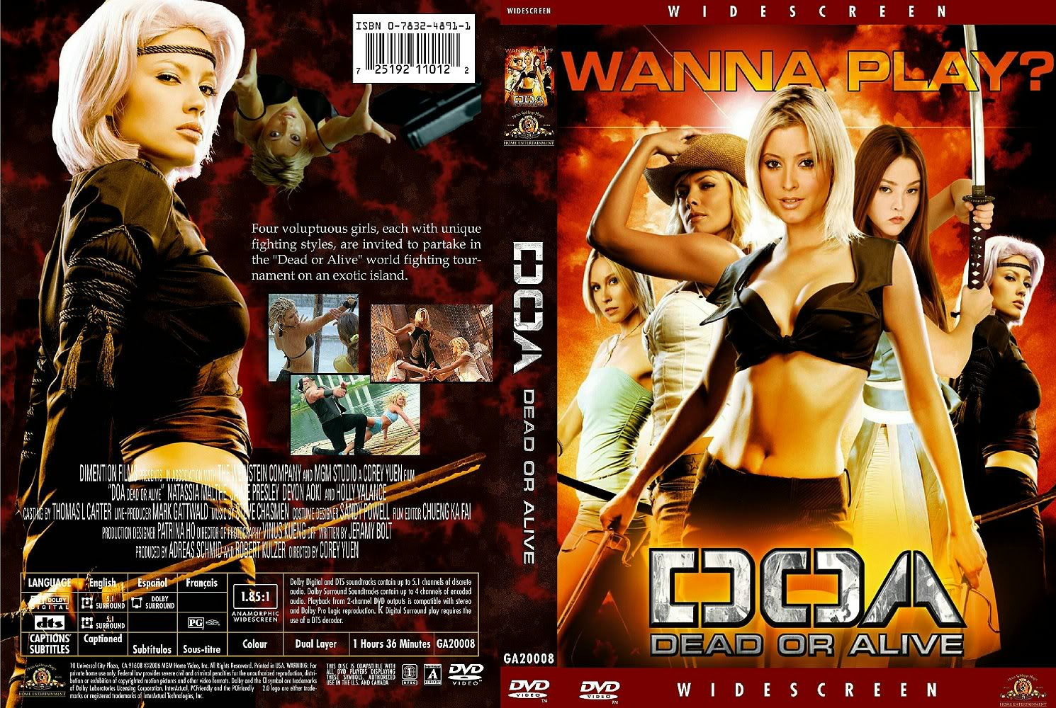 Doa movie wallpaper