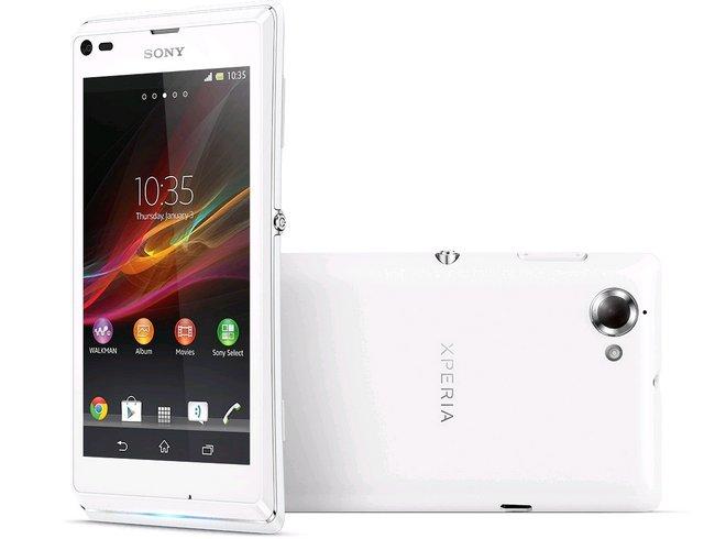sony xperia l 1 Sony Xperia L Spesifikasi, Kelebihan dan Kekurangan