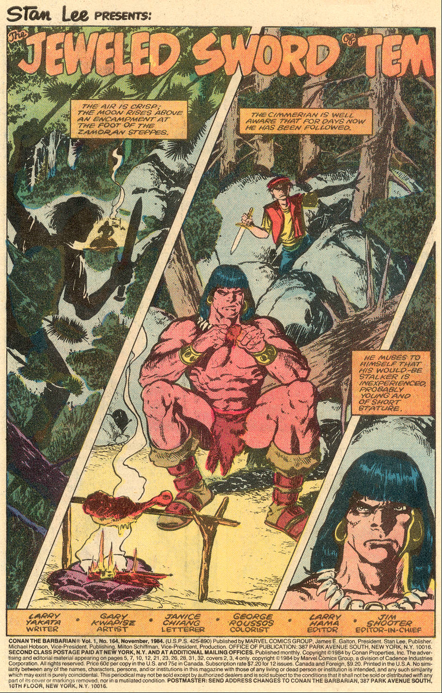 Conan the Barbarian (1970) Issue #164 #176 - English 2