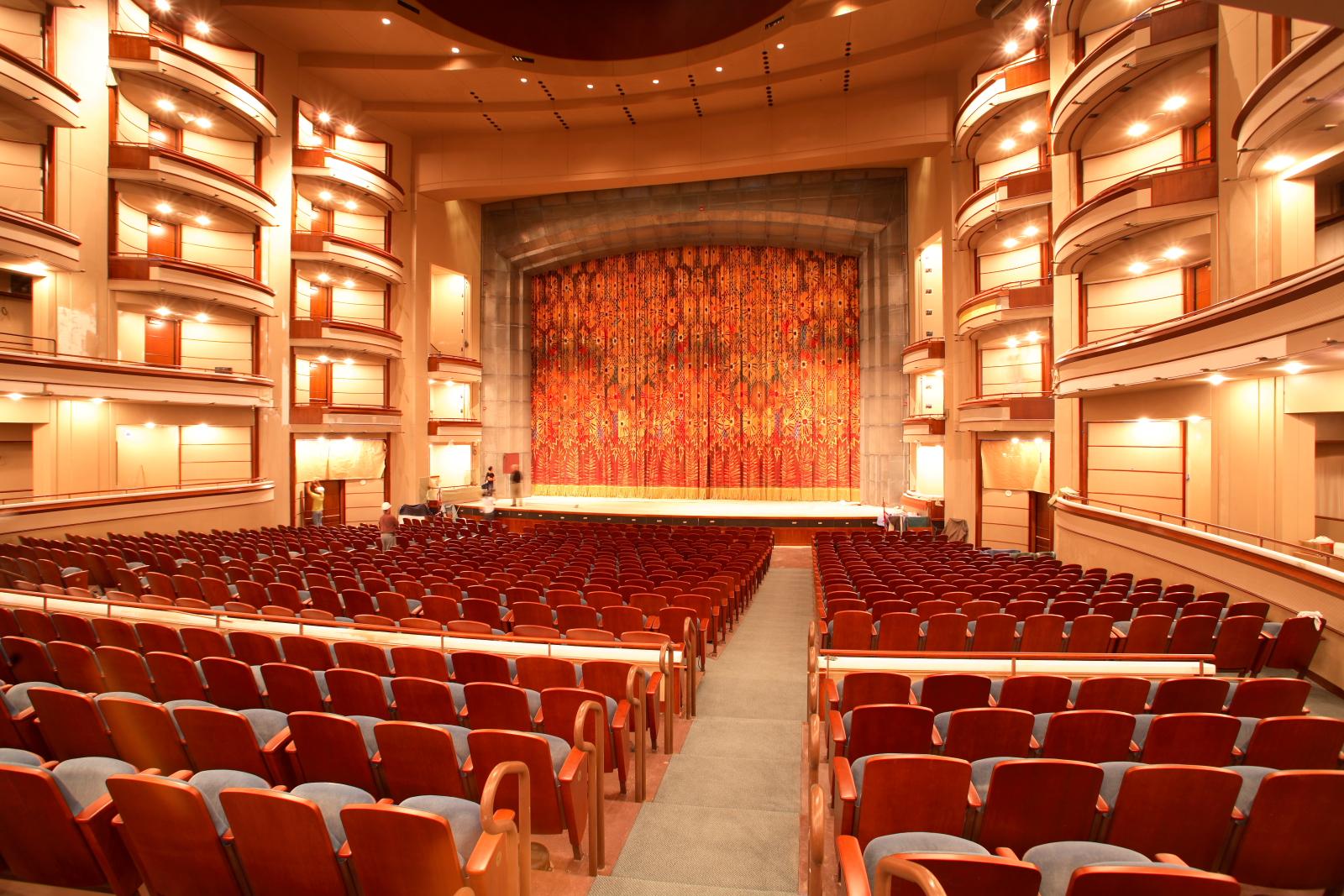 Proscenium stage. | Comedy of Errors: Technical Design Project ...