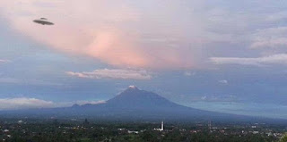YOUTUBE FOTO UFO MERAPI DAN CILEGON 2013 (VIDEO)