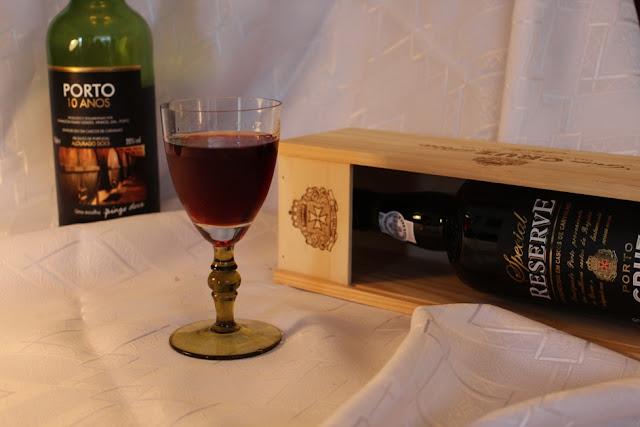 Cate ceva despre vinuri - azi, vinul de Porto