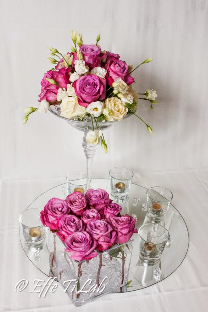 deep purple, composizione, wedding planner, matrimonio, allestimenti