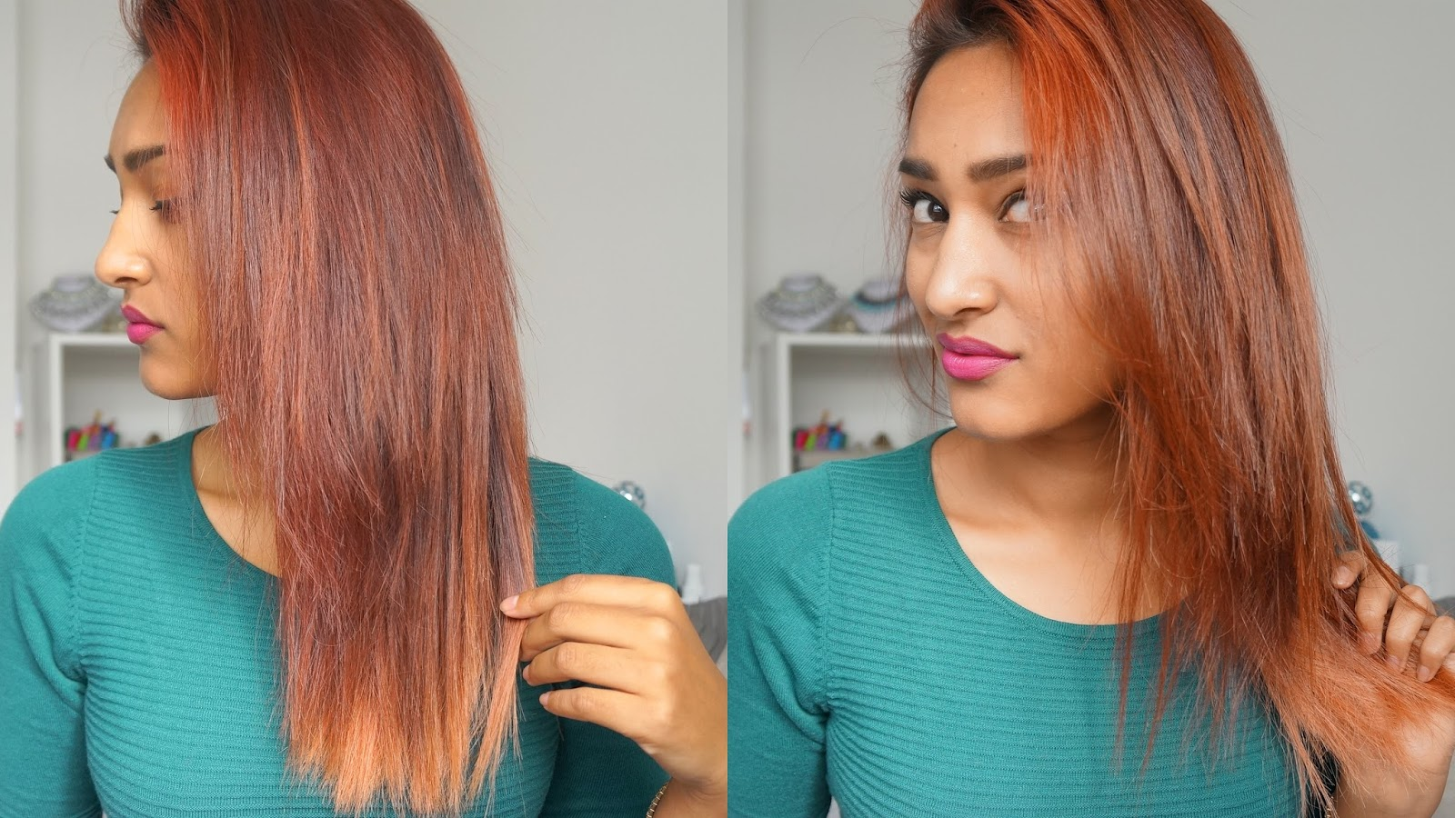 Love Naheeda How To Layer Your Own Hair