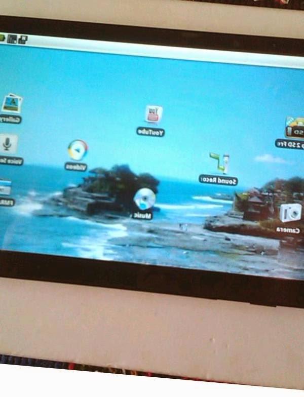 Weather Underground Desktop Gadget