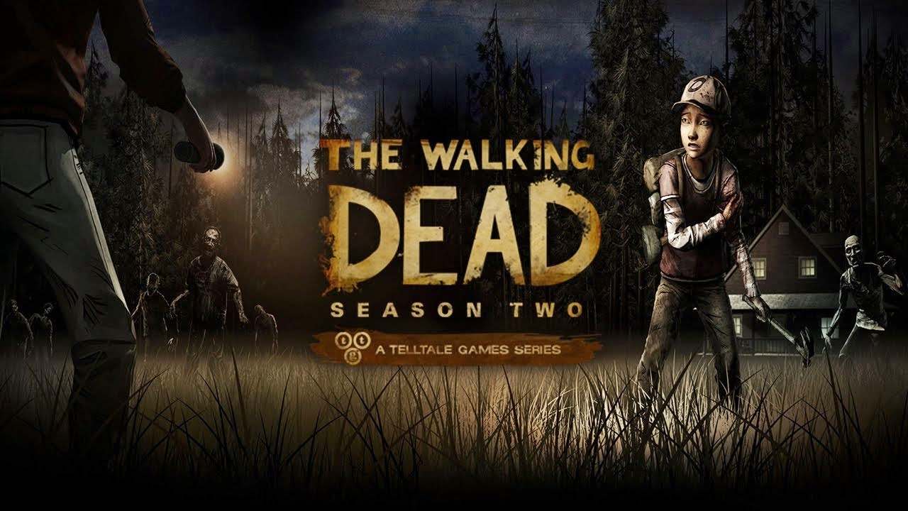 The Walking Dead Season Two MOD APK+DATA