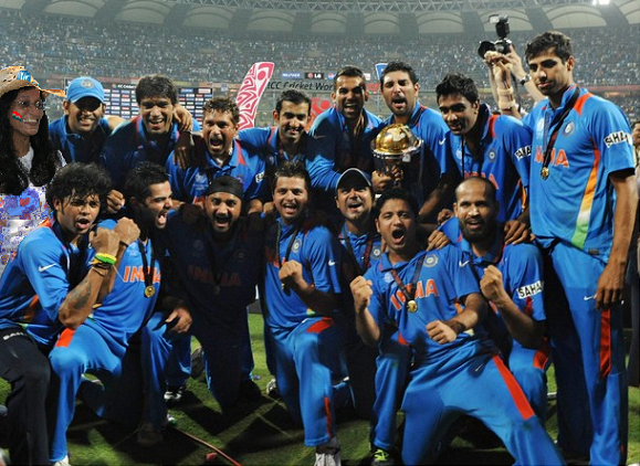 world cup 2011 winners. ICC World Cup 2011 Champion: