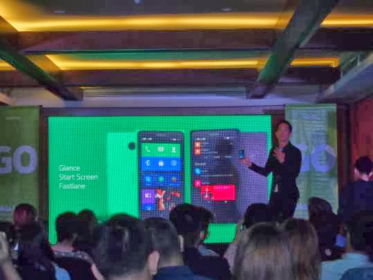 Nokia X Smartphone Officially Launched Locally, Gary Chan