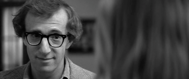 Woody Allen dans Manhattan (1979)