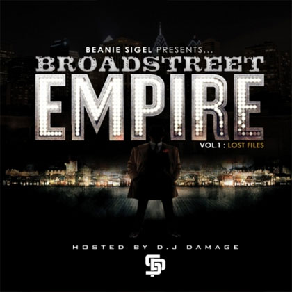 beanie sigel broadstreet empire lost files Beanie Sigel – Broad Street Empire Vol 1: Lost Files music news
