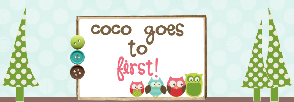 CoCo Goes to First!