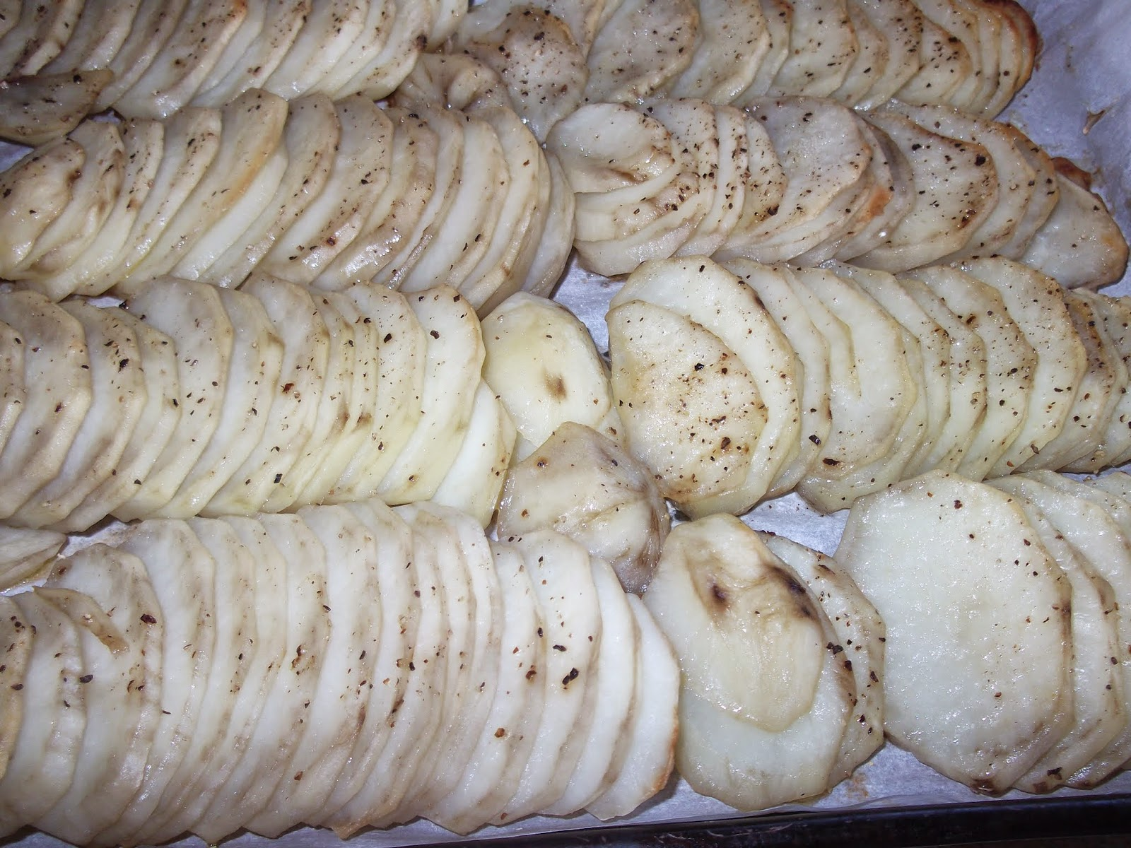 Domino Potatoes