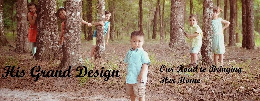 His Grand Design