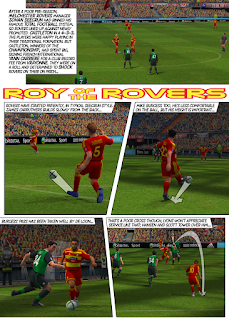 Roy of the Rovers Total Football 2015/16 Castleton