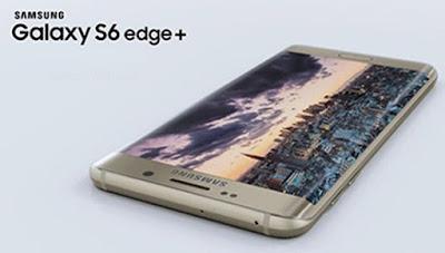 Harga Samsung S6 edge+ Dengan Spesifikasi