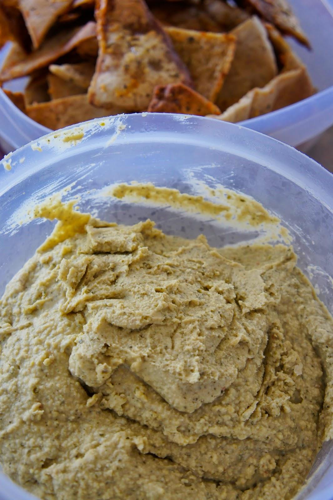 Savory Sweet and Satisfying: Jalapeño Lime Hummus