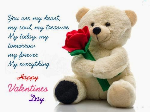 Valentines Day Quotes For Girlfriend Custom Valentines Day 2015 Sms In English For Girlfriend « Happy
