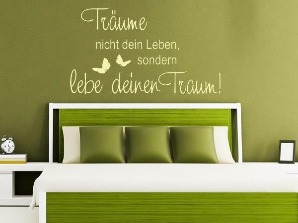 Good Wir Wollen Deutsch Lernen: Nivel Avanzado 1   (b2)   Wandgestaltung  Schlafzimmer Grun
