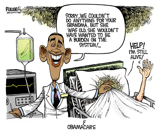 obamacare death  