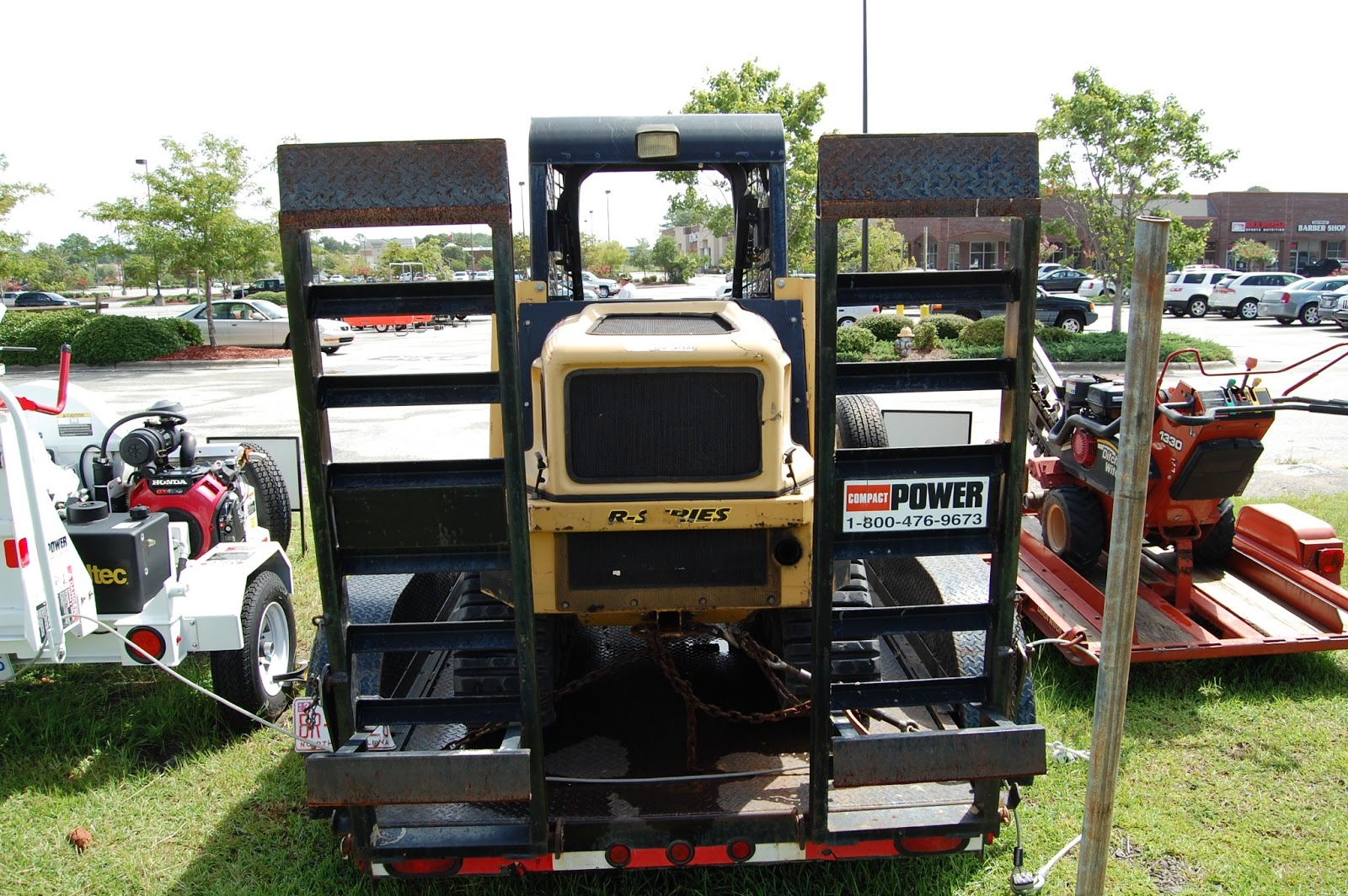 Why Is Heavy Equipment Rental Simple At The Home Depot