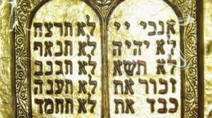 Qual a importância dos dez mandamentos?