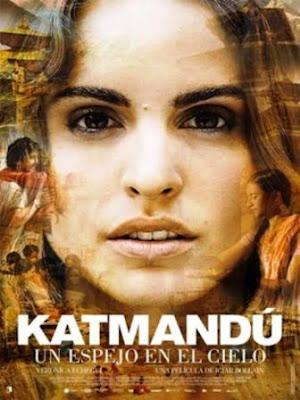 Katmandú, un espejo en el cielo (2012). movie poster pelicula