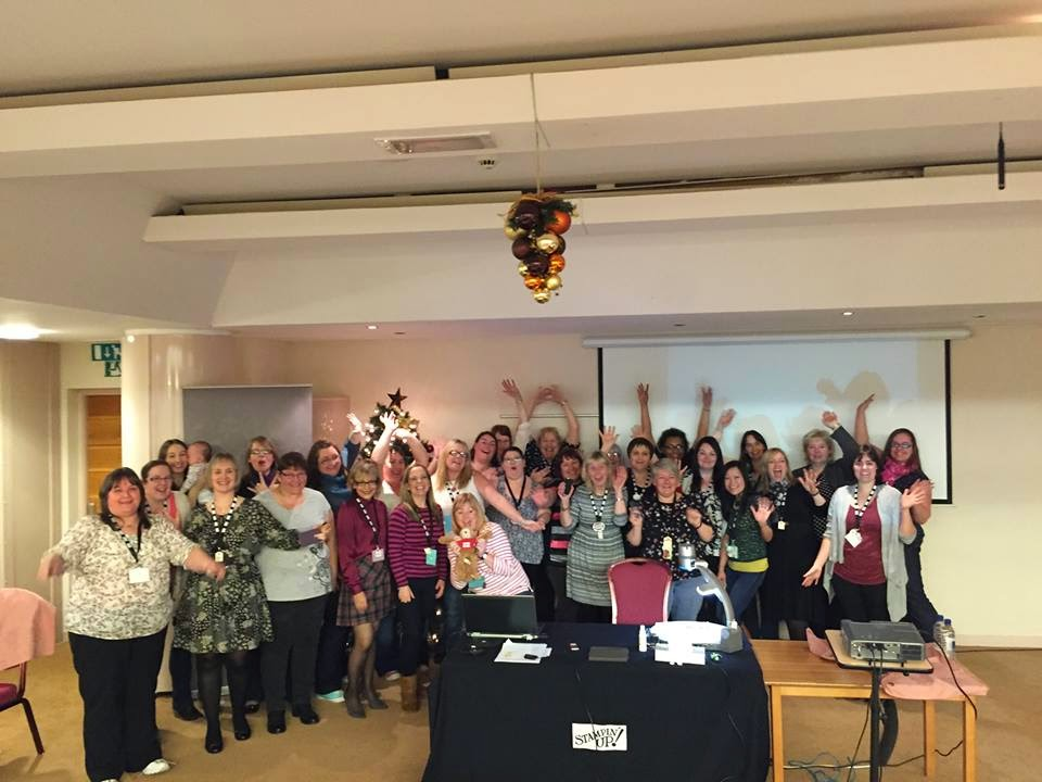 Stampin' Up! Tour Dundee - Join the fun here