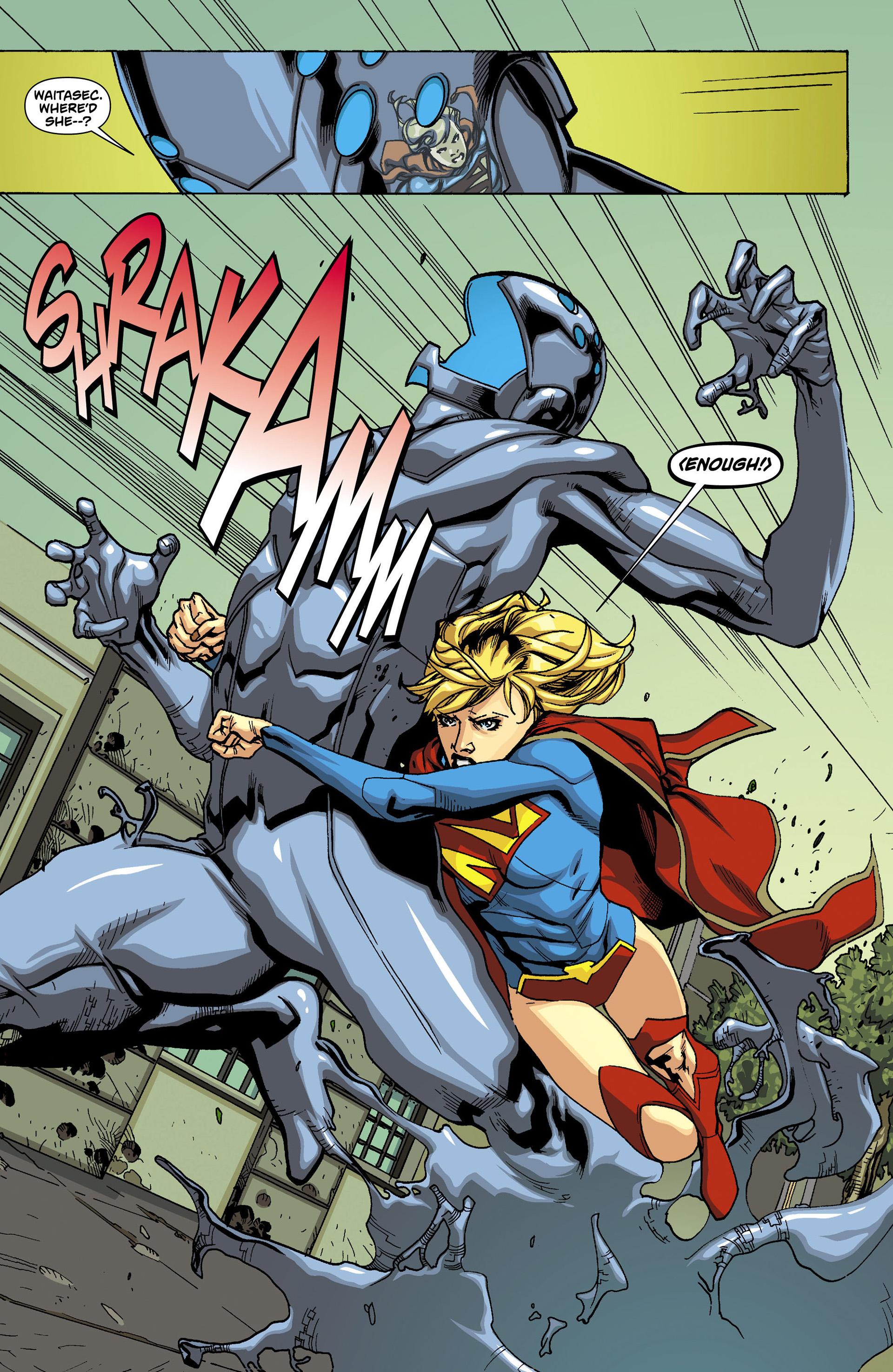 Supergirl (2011) Issue #11 #13 - English 11