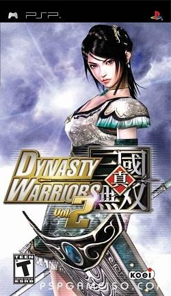 Dynasty Warriors, psp game, free download, iso, mediafire