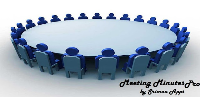 Meeting Minutes Pro v22 (Android 4.0+)