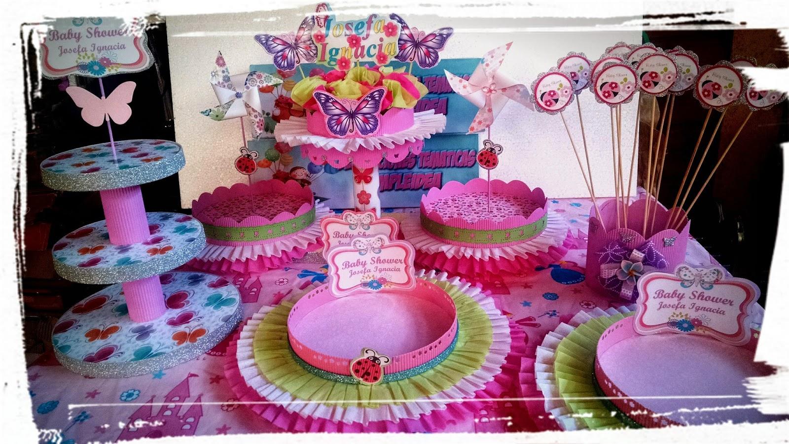 Decoraciones infantiles baby shower for Decoraciones infantiles