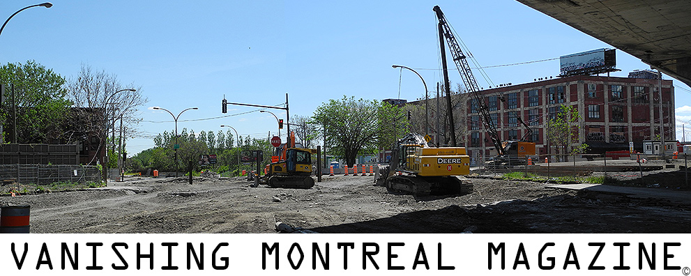 Vanishing Montreal