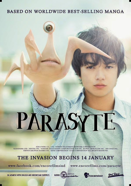 Parasyte: Part 1 (2014) ταινιες online seires xrysoi greek subs