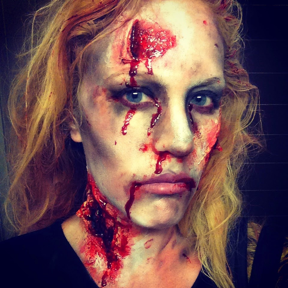HOW TO Zombie Makeup - Oz Product Junkie