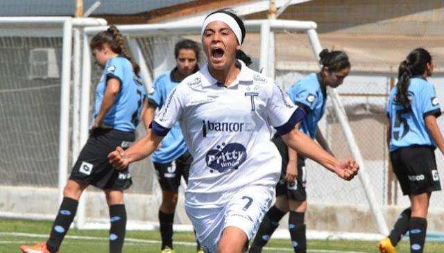 Las chicas de Belgrano fueron eliminadas por Talleres