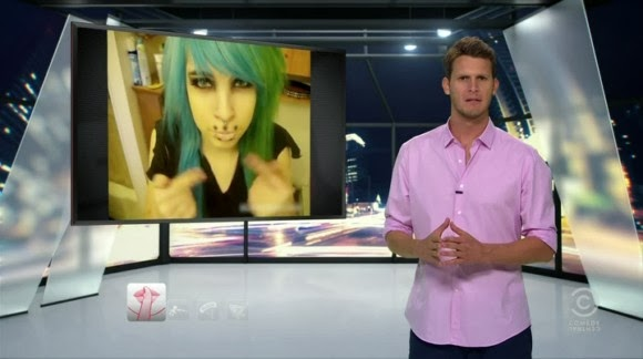 tosh.0 dating game Stevns