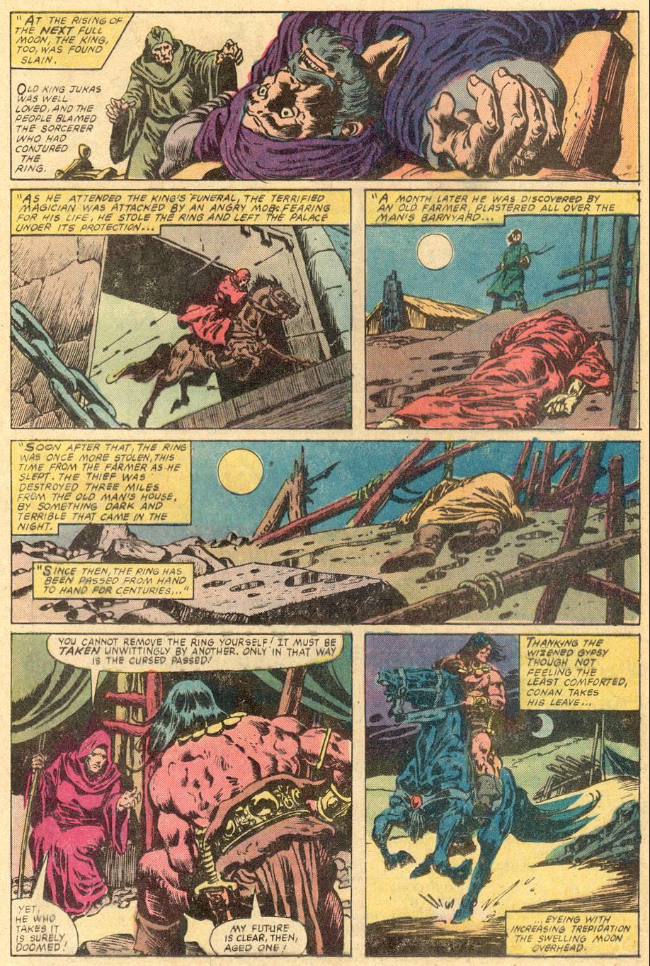 Conan the Barbarian (1970) Issue #131 #143 - English 16